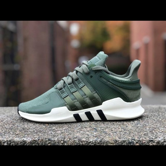 Zapatillas adidas Originals EQT Support ADV Verde poshmark